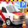 'Ambulance 3D Parking Simulator PRO