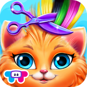 Download Crazy Cat Salon - Furry Makeover free for iPhone, iPod and iPad