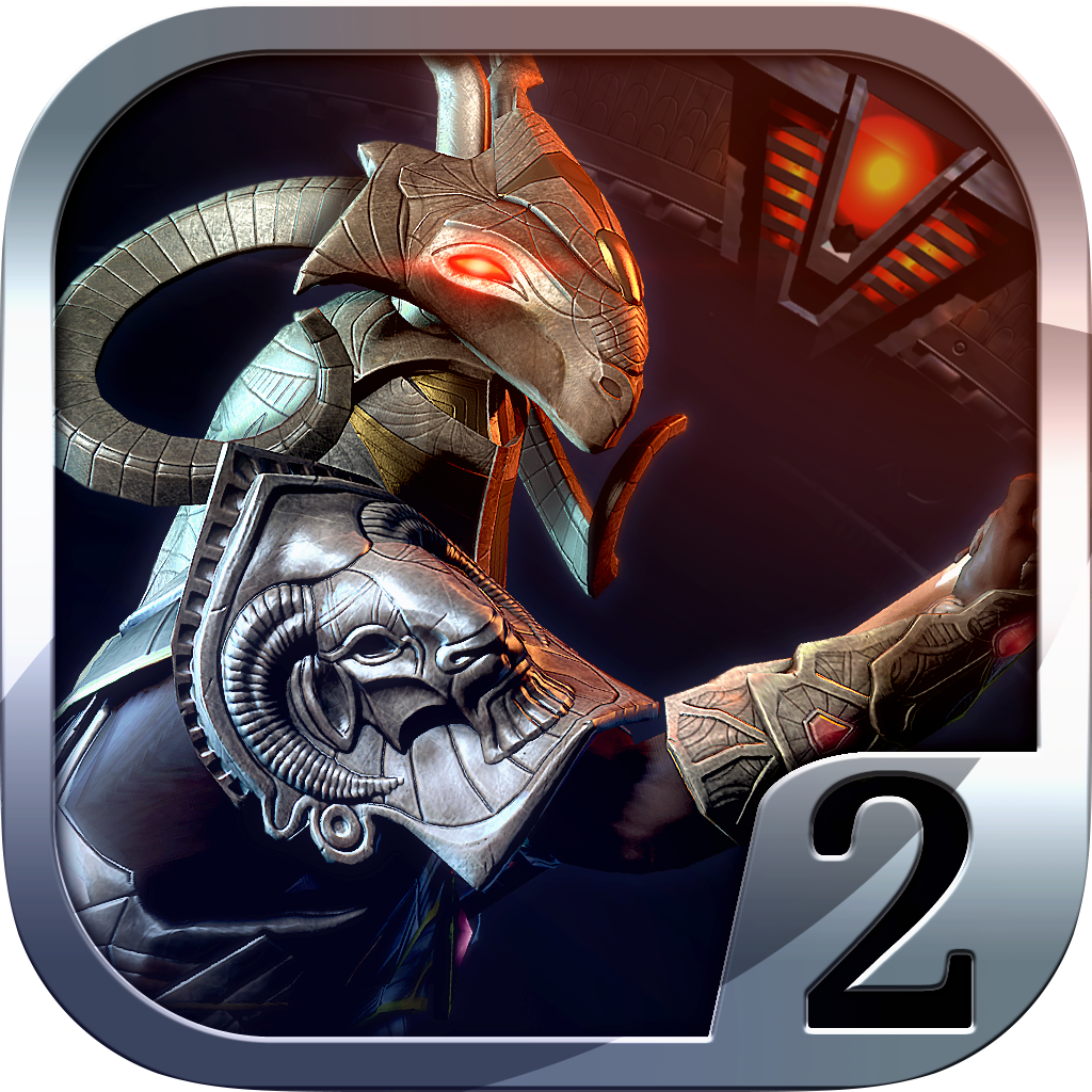 Stargate SG-1: Unleashed Ep 2 iOS